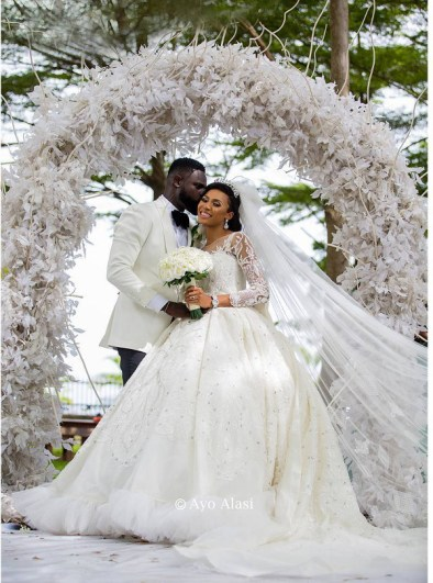 Nigerian Celebrity Wedding Yomi Casual #TheCasuals17 Ayo Alasi LoveWeddingsNG